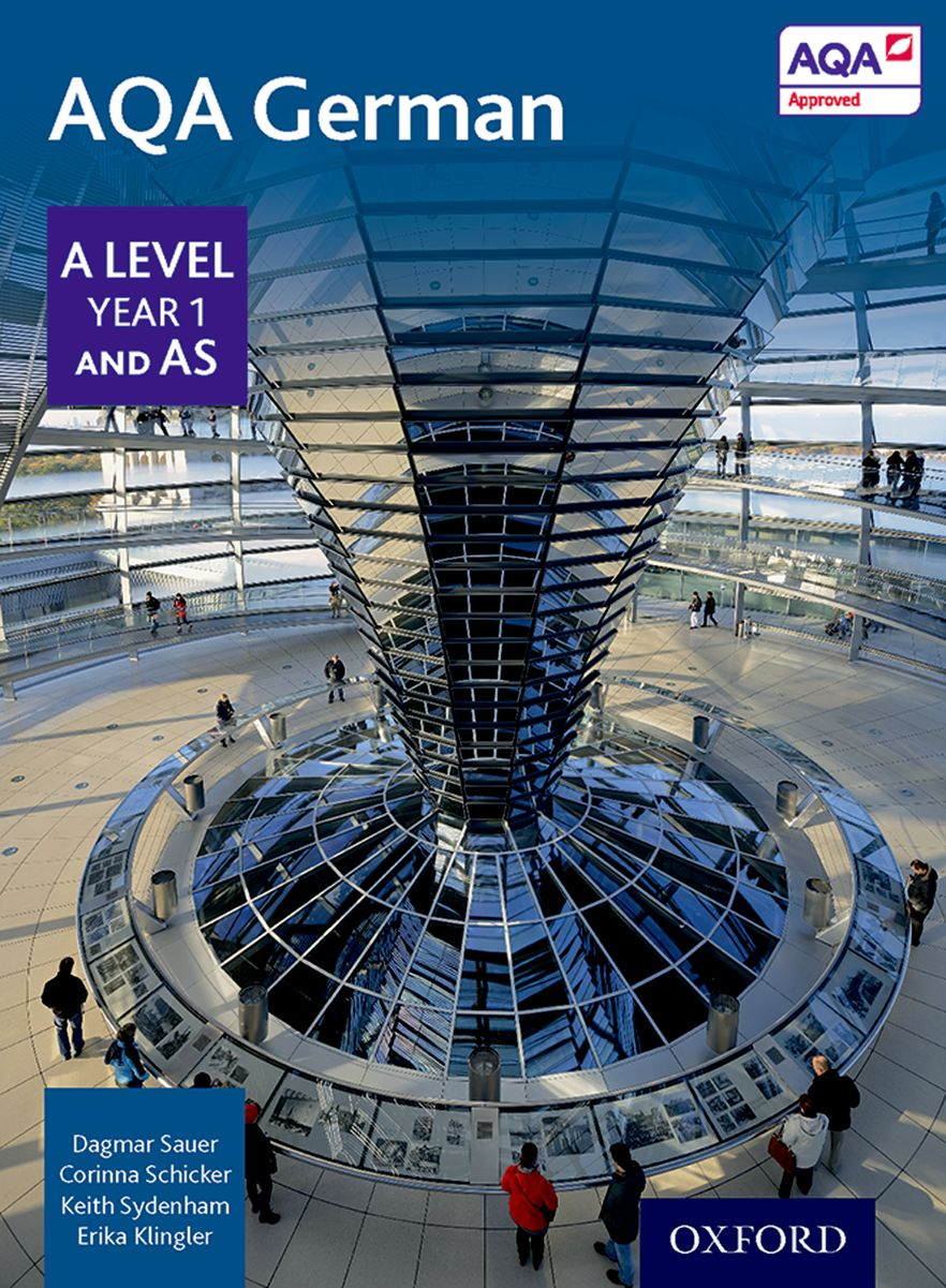AQA A Level Year 1 and AS German Student Book