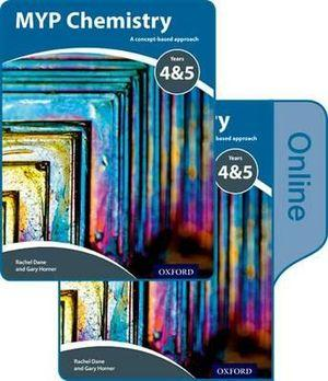 MYP Chemistry: a Concept Based Approach: Print and Online Pack
