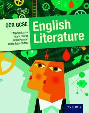 OCR GCSE English Literature Student Book
