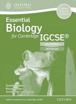 Essential Biology for Cambridge IGCSERG Workbook