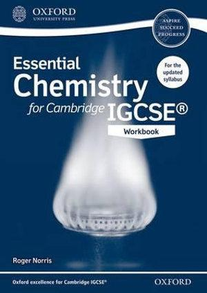 Essential Chemistry for Cambridge IGCSERG Workbook