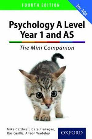 The Complete Companions A Level Year 1 and AS Psychology