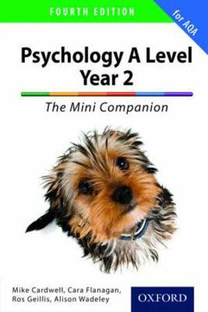 The Complete Companions for AQA: 16-18 A Level Year 2 Psychology