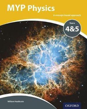 MYP Physics: a Concept Based Approach