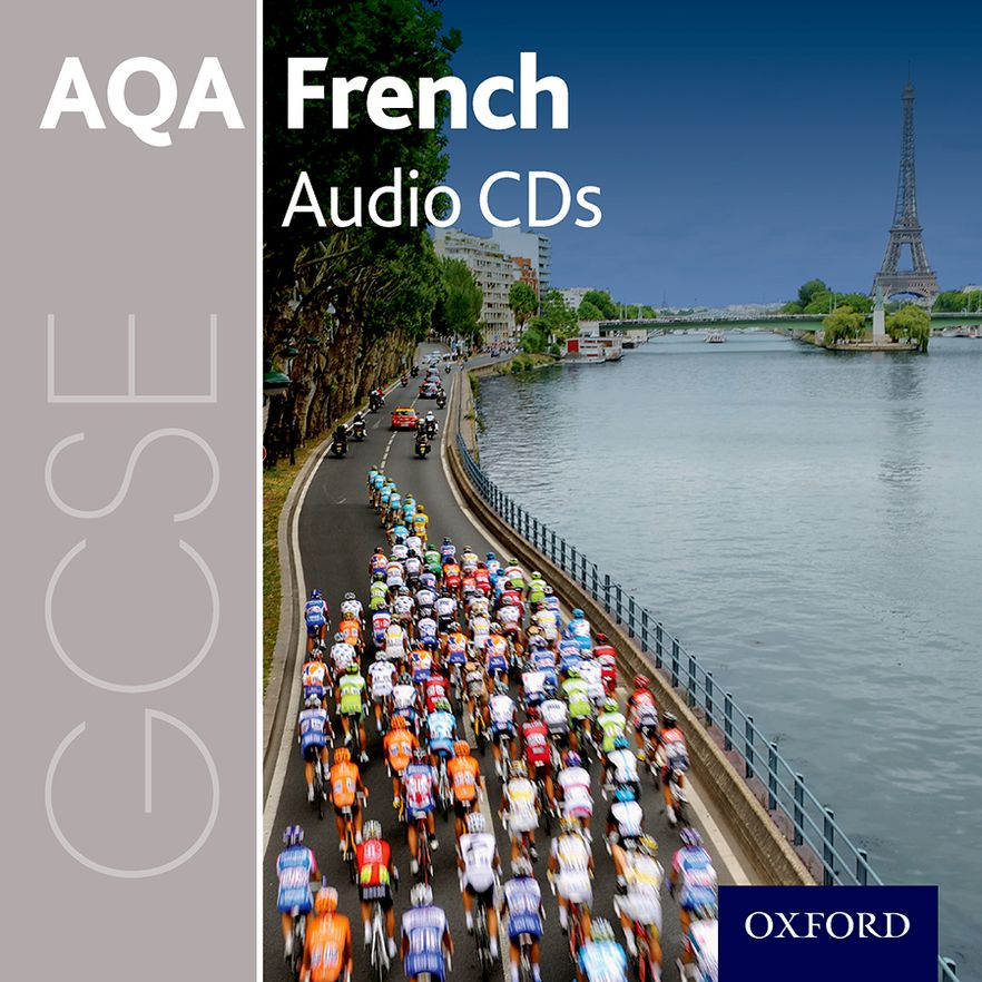 AQA GCSE French for 2016: Audio CD Pack