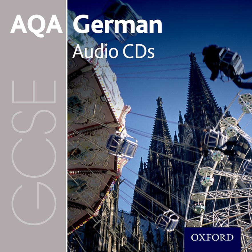 AQA GCSE German for 2016: Audio CD Pack
