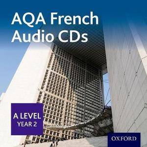AQA A Level Year 2 French Audio CD Pack