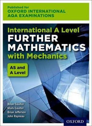 International A Level Further Mathematics for Oxford International