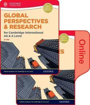 Global Perspectives and Research for Cambridge International AS & A Level