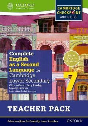 Complete English as a Second Language for Cambridge Secondary 1 Teacher Pack 7