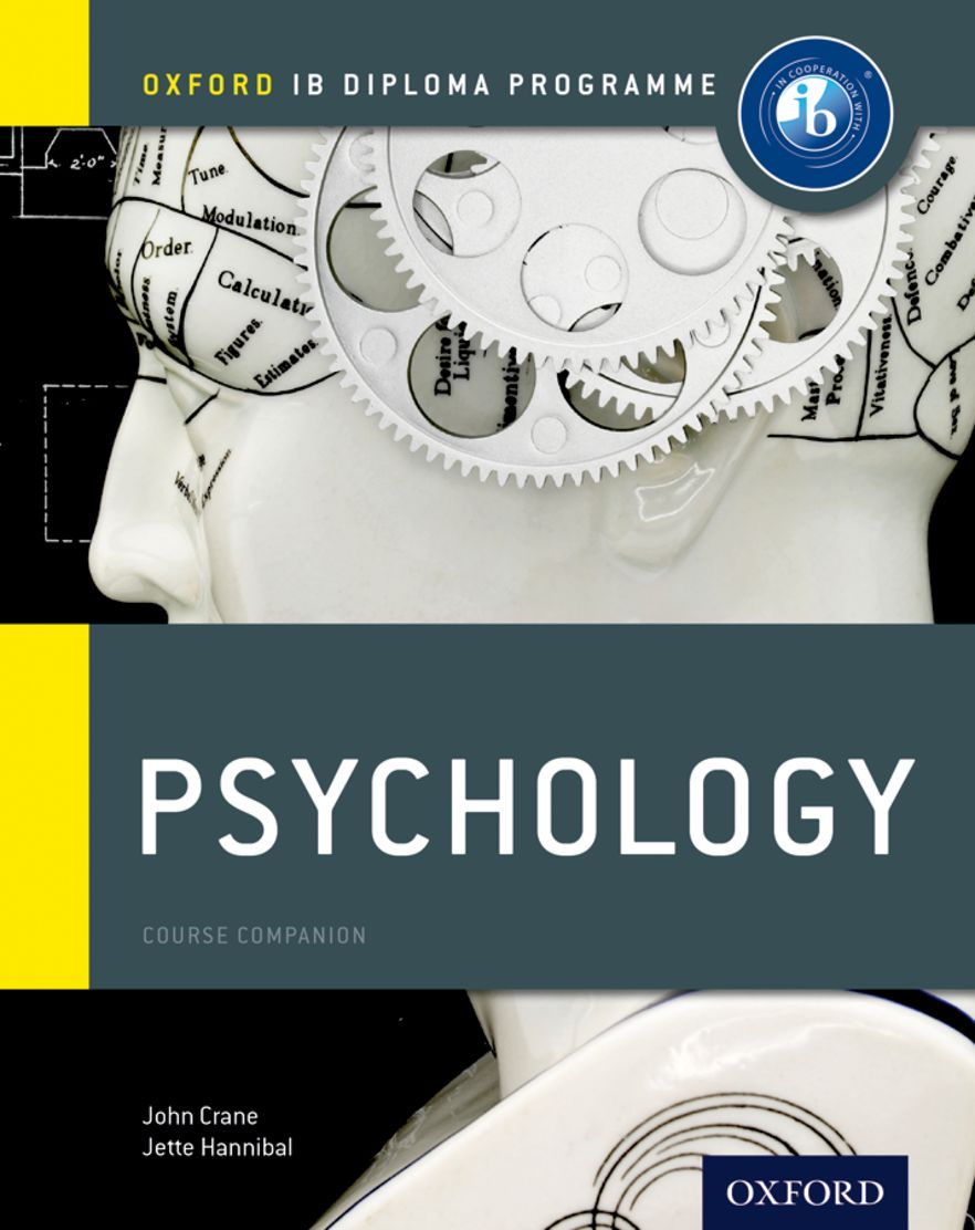 IB Course Book: Psychology