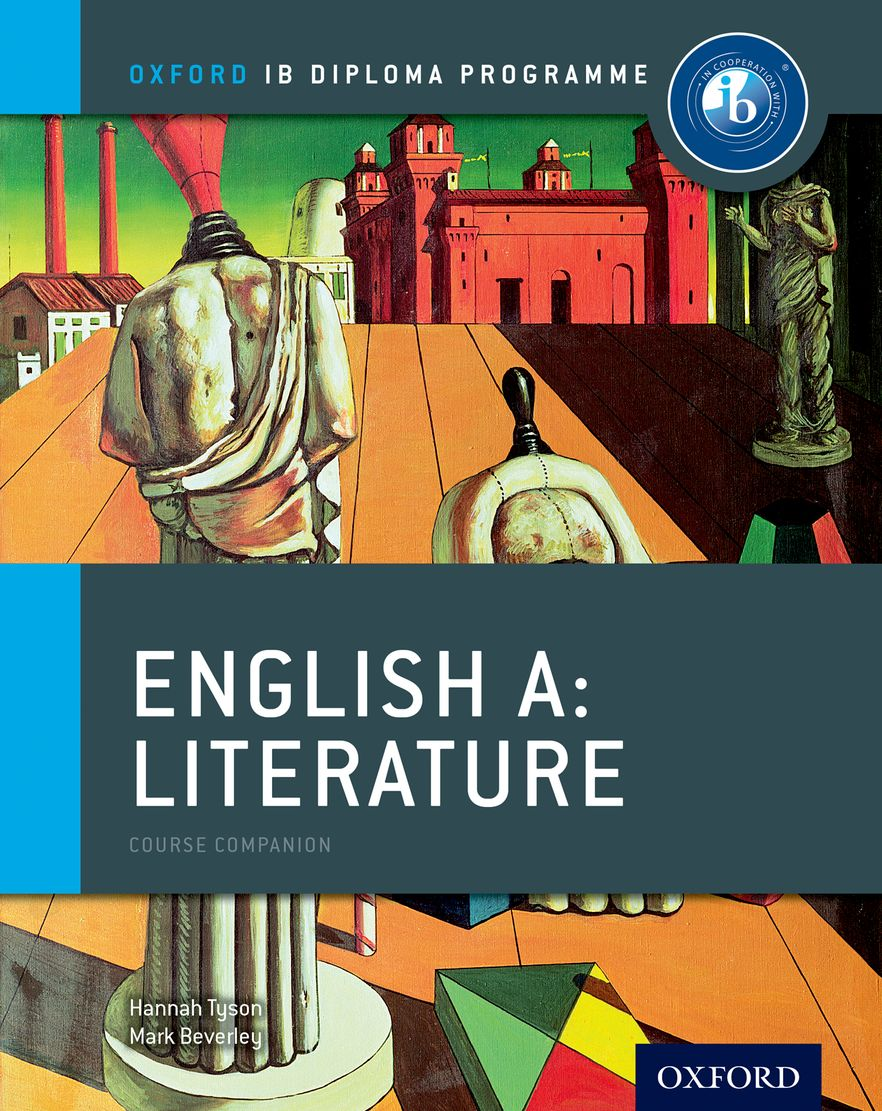 IB Course Book: English A Literature