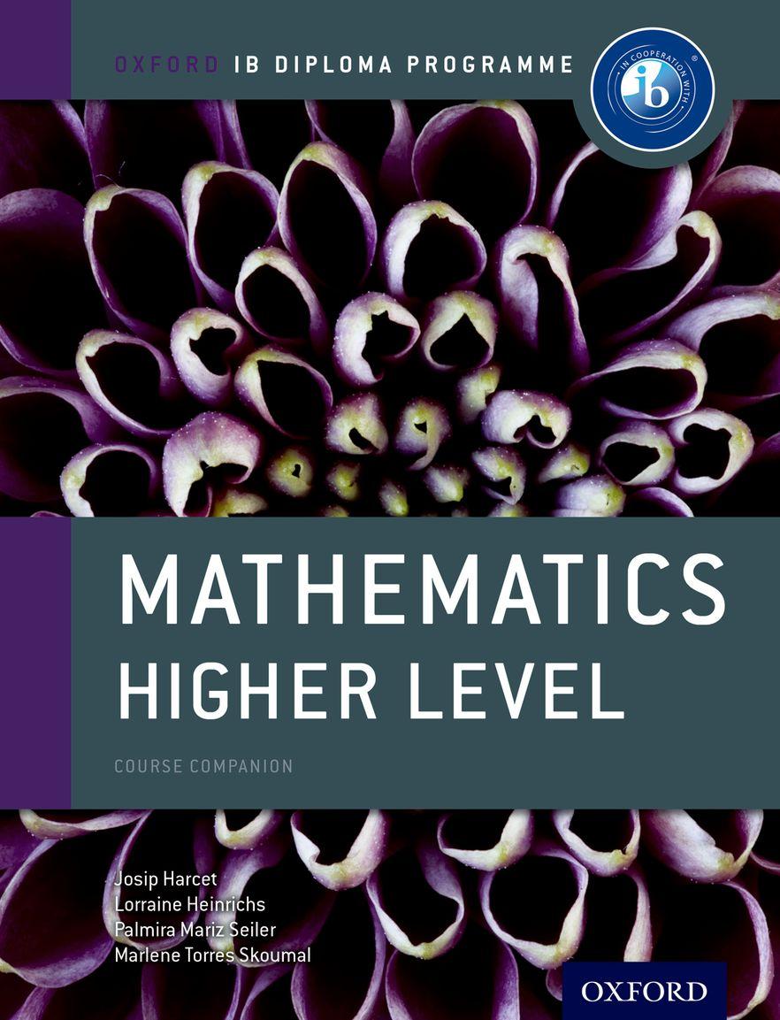 IB Course Book: Mathematics Higher Level