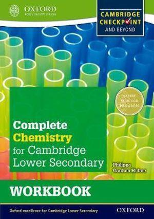 Complete Chemistry for Cambridge Secondary 1 Work Book