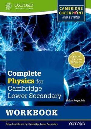 Complete Physics for Cambridge Secondary 1 Work Book