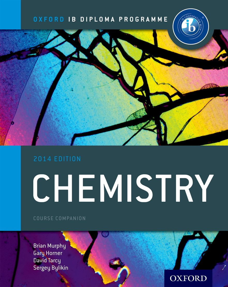 IB Course Book: Chemistry 2014