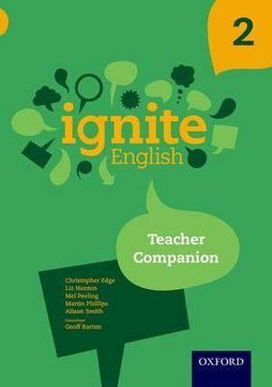 Ignite English 2 Teacher Companion