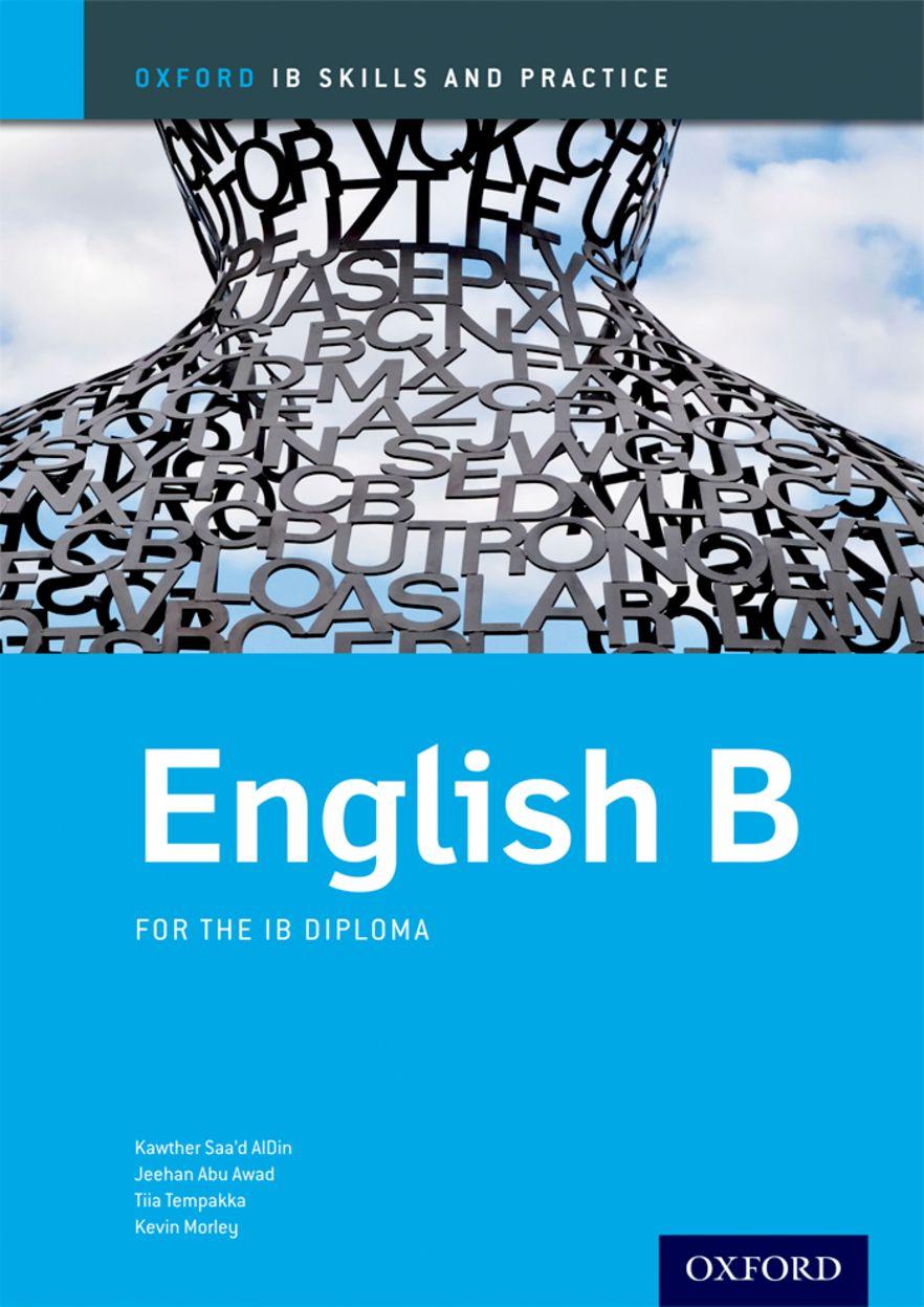 IB Skills and Practice: English B