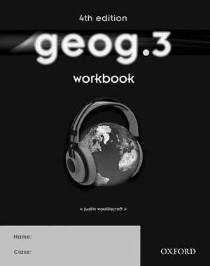 Geog 3 Workbook Pack of 10