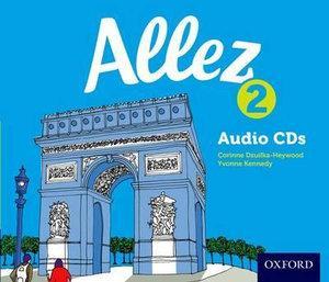 Allez 2 Audio CD Pack
