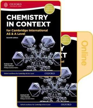 Chemistry in Context for Cambridge International AS & A Level Print