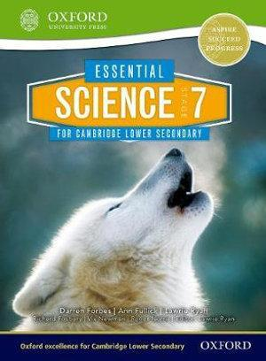 Essential Science for Cambridge Secondary 1 Stage 7 Student Book