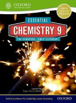 Essential Chemistry for Cambridge Secondary 1 Stage 9 Student Book