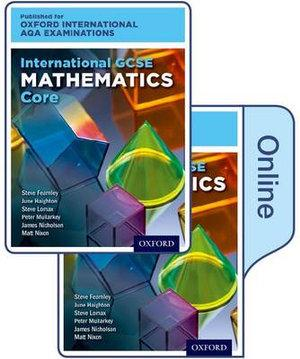 International GCSE Mathematics Core Level for Oxford International AQA Exams