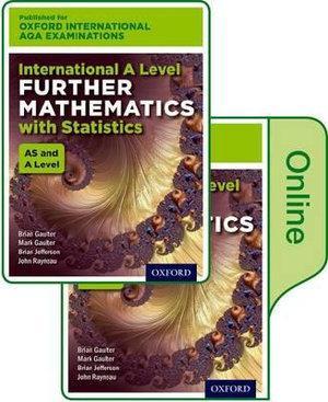 International A Level Further Mathematics