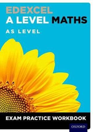 Edexcel A Level Maths AS Level Exam Practice Workbook Pack of 10