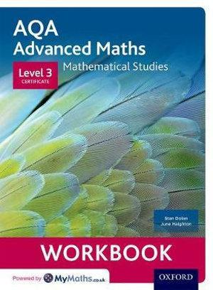 AQA Mathematical Studies Workbooks Pack of 6 Level 3 Certificate Core Maths