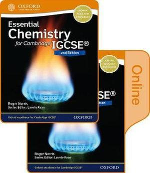 Essential Chemistry for Cambridge IGCSE Print and Online Student Book Pack