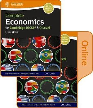 Complete Economics for Cambridge IGCSE and O Level Print & Online Student Book