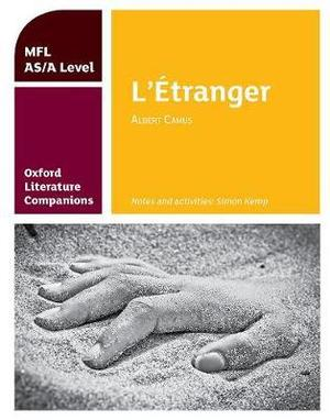 L'etranger Study Guide for AS/A Level French set text