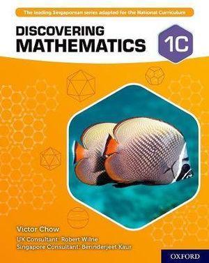 Discovering Mathematics Student Book 1C