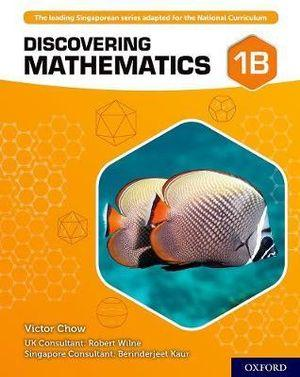 Discovering Mathematics Student Book 1B