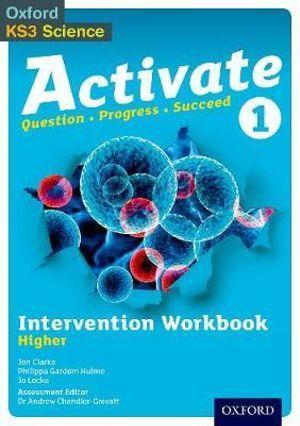 Activate 1 Intervention Workbook (Higher)