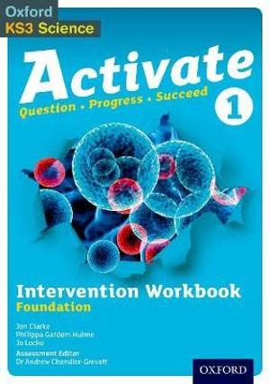 Activate 1 Intervention Workbook (Foundation)