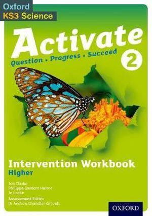 Activate 2 Intervention Workbook (Higher)
