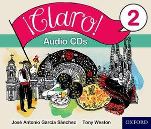 Claro Audio CD Pack 2