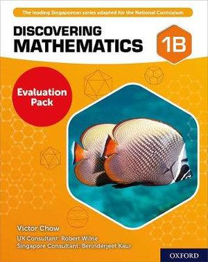 Discovering Mathematics Evaluation Pack