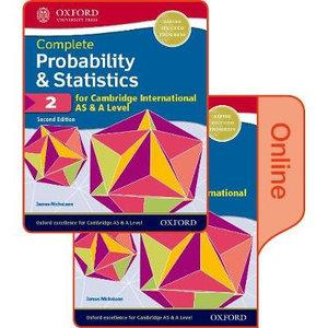 Probability & Statistics 2 for Cambridge International AS & A Level