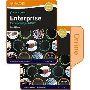 Complete Enterprise for Cambridge IGCSERG