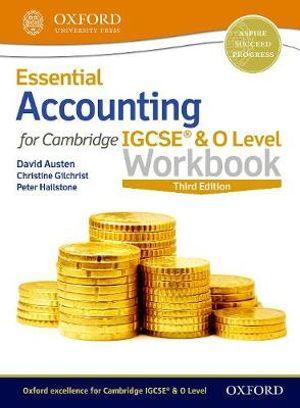 Essential Accounting for Cambridge IGCSERG & O Level