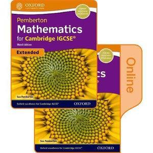 Pemberton Mathematics for Cambridge IGCSERG