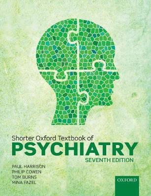 Shorter Oxford Textbook of Psychiatry
