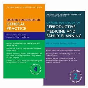 Oxford Handbook of General Practice 4e and Oxford Handbook