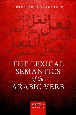 The Lexical Semantics of the Arabic Verb