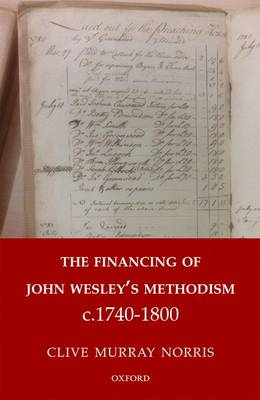 The Financing of John Wesley's Methodism c.1740-1800