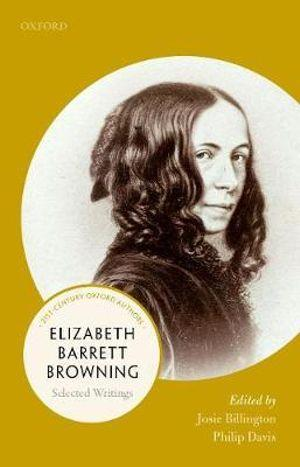 Elizabeth Barrett Browning Selected Writings